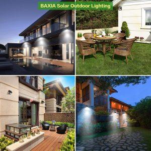 Lampe solaire Baxia test et avis