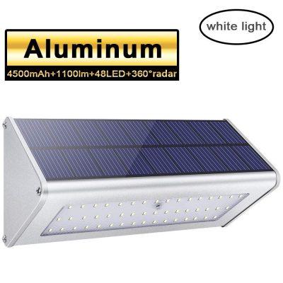 Licwshi 1100 lumens lampe solaire avis et test